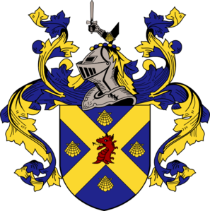Wade Family Crest