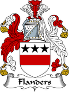 Flanders Family Crest
