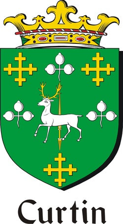 Curtin Family Crest