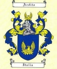 Ardito Family Crest