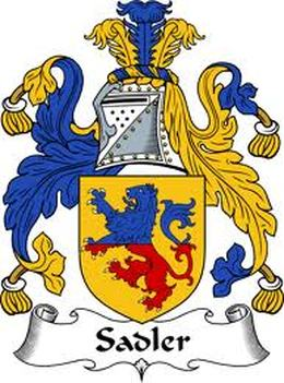 Sadler Family Crest