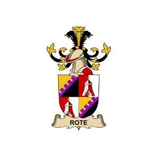 Rote Family Crest