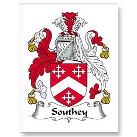 Southey Family Crest