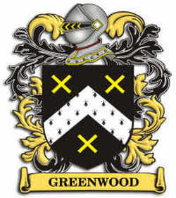 Greenwood Family Crest