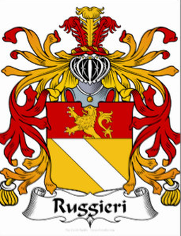 Ruggieri Family Crest