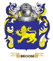 Broom Family Crest