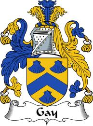Gay Family Crest