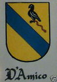 D'Amico Family Crest