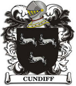 Cundiff Family Crest