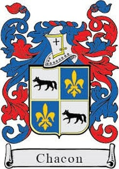 Chacon Family Crest
