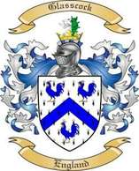 Glasscock Family Crest