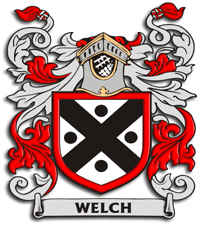 Welch Family Crest