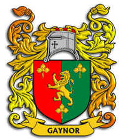 Gaynor Family Crest