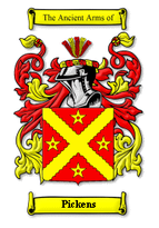 Pickens Family Crest