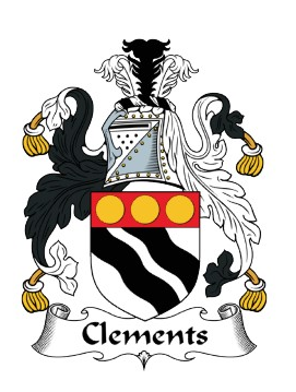 Clements Family Crest