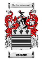 Ouellette Family Crest