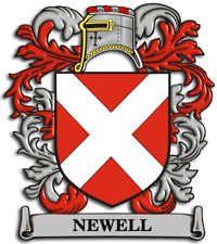 Newell Family Crest