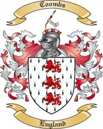 Coombs Family Crest