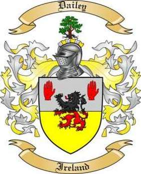 Dailey Family Crest