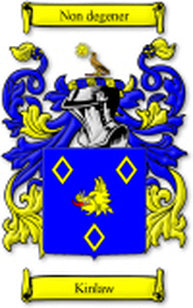 Kinlaw Family Crest