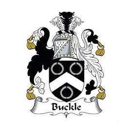 Buckle Family Crest