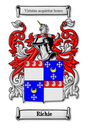 Richie Family Crest
