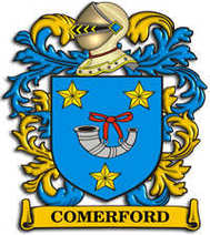 Comerford Family Crest