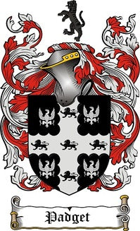 Padget Family Crest
