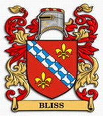 Bliss Family Crest