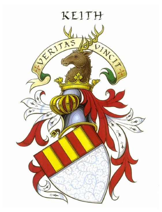 KEITH FAMILY CREST