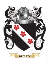 Betty Family Crest