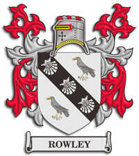 Rowley Family Crest