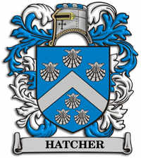 Hatcher Family Crest