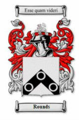 Rounds Family Crest