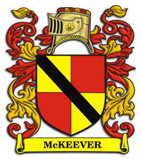 McKeever Family Crest