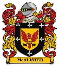 McAlister Family Crest