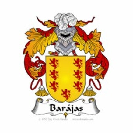 Barajas Family Crest