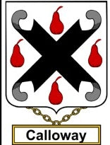 Calloway Family Crest