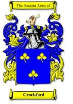 Crockford Family Crest