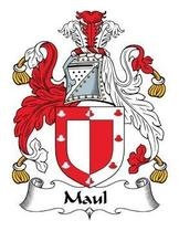 Maul Family Crest