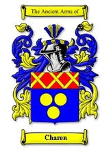 Charon Family Crest