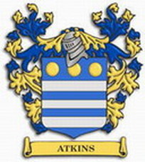 Atkins Family Crest