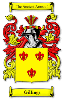 Gillings Family Crest