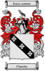 Charnley Family Crest