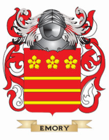 Emory Family Crest
