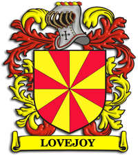 Lovejoy Family Crest
