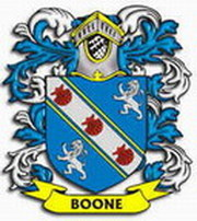 Boone Family Crest