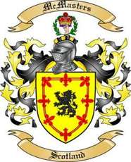 McMasters Family Crest