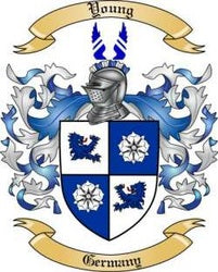 Young Family Crest