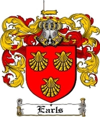 Earls Family Crest